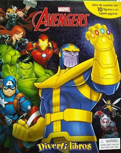 Avengers Divertilibros