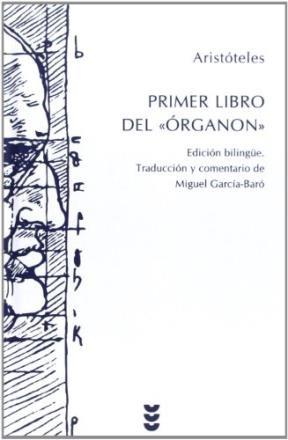 Primer Libro Del Organon  El