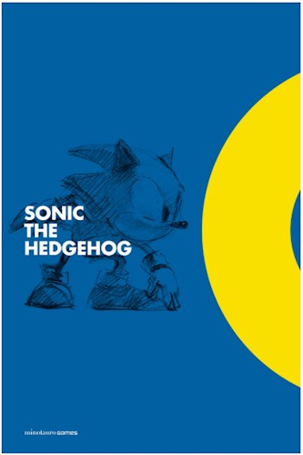 Papel Sonic The Hedgehog