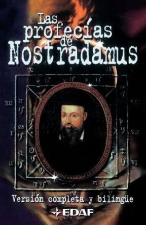 Papel Profecias De Nostradamus, Las (Version Completa Y Bilingue)
