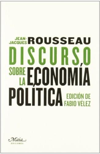 Discurso Sobre La Economia Politica