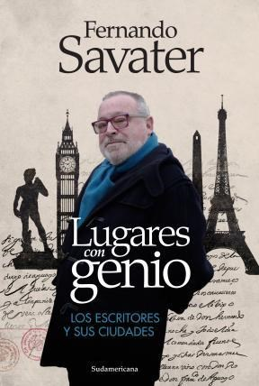 Papel LUGARES CON GENIO LOS ESCRITORES Y SUS CIUDADES