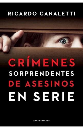 Papel CRIMENES SORPRENDENTES DE ASESINOS EN SERIE (COLECCION INVESTIGACION PERIODISTICA)