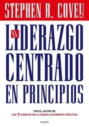 Liderazgo Centrado En Principios  El