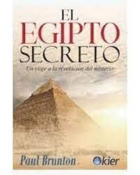 Papel Egipto Secreto , El
