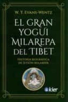 Papel El Gran Yogui Milarepa Del Tibet