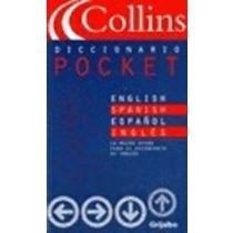 Papel Diccionario Pocket Ingles-Espa?Ol Espa?Ol-Ingles Collins