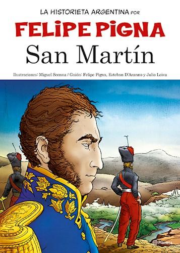 San Martin Historia Argentina En Historieta