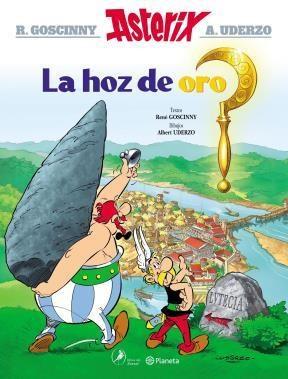Papel Asterix 2. La Hoz De Oro