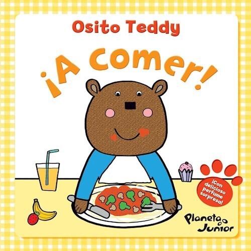 Osito Teddy A Comer