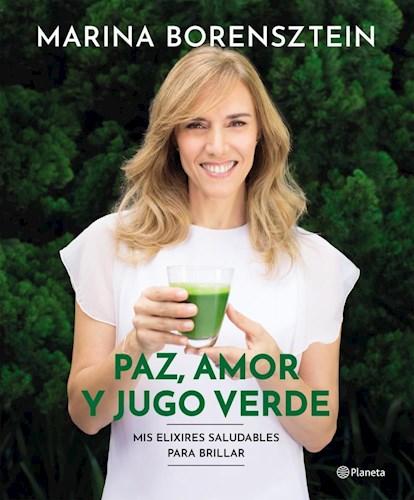 Papel Paz Amor Y Jugo Verde