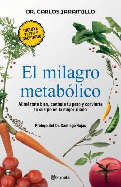 Papel MILAGRO METABOLICO [INCLUYE TESTS Y RECETARIO]