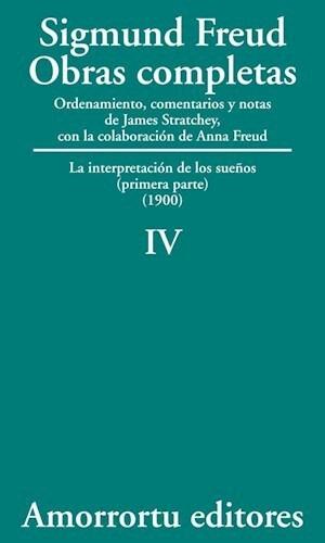 Papel Obras Completas 04 Sigmund Freud