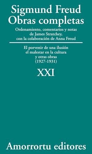 Obras Completas 21 Sigmund Freud