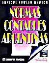 Papel NORMAS CONTABLES ARGENTINAS [CON SOFTWARE PARA BUSQUEDAS TEMATICACS COMPUDORIZADAS]