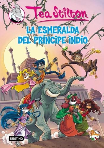 12  La Esmeralda Del Principe Indio