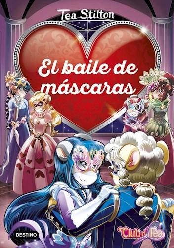 Papel BAILE DE MASCARAS (CLUB DE TEA 1) (ILUSTRADO)