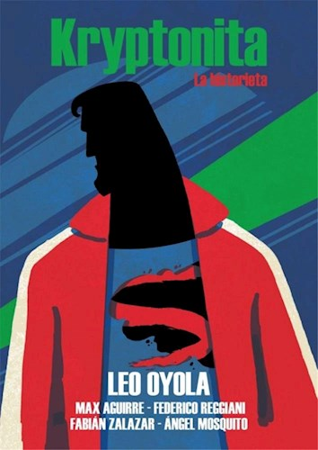 Kryptonita (Novela Grafica)