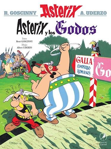 Papel ASTERIX Y LOS GODOS (COLECCION ASTERIX EL GALO 3) [ILUSTRADO]