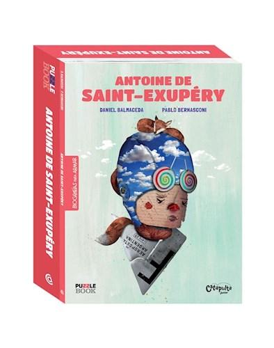 Papel ANTOINE DE SAINT EXUPERY (COLECCION BIOGRAFIAS PARA ARMAR) [LIBRO + 300 PIEZAS] [PUZZLE BOOK] (CAJA)