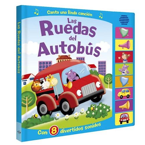Papel Ruedas Del Autobus, Las Con Sonidos