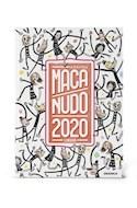 Papel AGENDA 2020 MACANUDO (PERSONAJES) (ENCUADERNADA) (CARTONE)