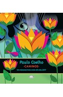 Papel PAULO COELHO CALENDARIO 2017 UN MENSAJE PARA CADA DIA (CAMINOS - VERDE) (CAJA)