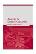 Papel ANALISIS DE ESTADOS CONTABLES (RUSTICA) (3 EDICION)