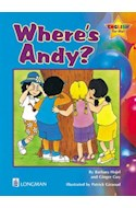 Papel WHERE'S ANDY (ENGLISH FOR ME)