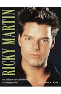 Papel RICKY MARTIN UN ALBUM EN PALABRAS Y FOTOGRAFIAS