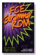 Papel FIRST CERTIFICATE ENGLISH GRAMMAR ROM UPPER INTERMEDIAT (CD ROOM) [CAJA]