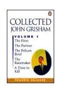 Papel COLLECTED JOHN GRISHAM VOLUME 1 (PENGUIN COLLECTED CLASSICS LEVEL 5) (RUSTICA)
