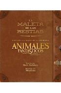 Papel MALETA DE LAS CRIATURAS ANIMALES FANTASTICOS Y DONDE ENCONTRARLOS (CARTONE)