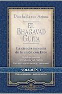 Papel BHAGAVAD GUITA LA CIENCIA SUPREMA DE LA UNION CON DIOS (TOMO 1) (RUSTICA)