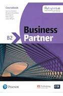 Papel BUSINESS PARTNER B2 COURSEBOOK PEARSON [WITH MY ENGLISH LAB] (LEVEL 6) (NOVEDAD 2019)