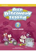 Papel OUR DISCOVERY ISLAND 2 PUPIL'S BOOK (BRITISH ENGLISH)