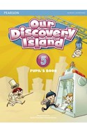 Papel OUR DISCOVERY ISLAND 5 PUPIL'S BOOK (BRITISH ENGLISH)