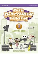 Papel OUR DISCOVERY ISLAND 3 ACTIVITY BOOK (BRITISH ENGLISH)