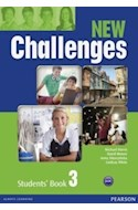 Papel NEW CHALLENGES 3 STUDENT'S BOOK