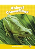 Papel ANIMAL CAMOUFLAGE (PENGUIN KIDS LEVEL 6)