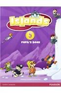Papel ISLANDS 5 PUPIL'S BOOK