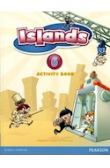 Papel ISLANDS 6 ACTIVITY BOOK