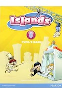 Papel ISLANDS 6 PUPIL'S BOOK