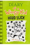 Papel DIARY OF A WIMPY KID 8 HARD LUCK (CARTONE)