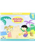 Papel MY LITTLE ISLAND 1 ACTIVITY BOOK (INCLUDES SONGS AND CHANTS CD)