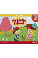 Papel MY LITTLE ISLAND 2 PUPIL'S BOOK (CD-ROM WITH GAMES AND VIDEOS)