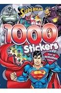 Papel SUPERMAN 1000 STICKERS (RUSTICA)