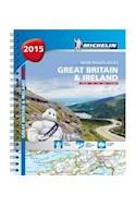 Papel GREAT BRITAIN & IRELAND 2015 (MAIN ROADS ATLAS)