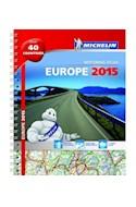 Papel EUROPE 2015 (MOTORING ALTAS) (OVER 40 COUNTRIES) [ANILLADA]