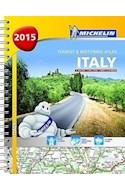 Papel ITALY 2015 TOURIST & MOTORING ATLAS [ANILLADA]